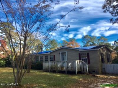 Hubert Manufactured Home For Sale: 131 Youpon Drive