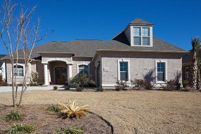Leland Single Family Home For Sale: 8528 N Shoreside Way NE