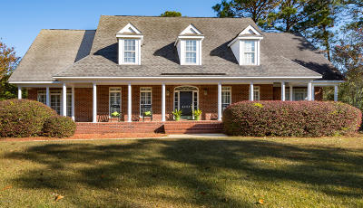 Wilmington NC Single Family Home For Sale: $495,000
