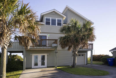 28465 Single Family Home For Sale: 215 Caswell Beach Road