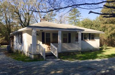 Greenville Single Family Home For Sale: 4089 Stantonsburg Road