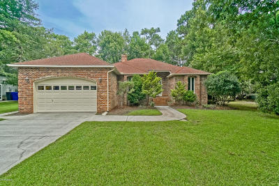 Shallotte Single Family Home For Sale: 109 Country Club Drive