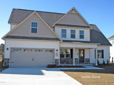 Sneads Ferry Single Family Home For Sale: 202 Breakwater Drive