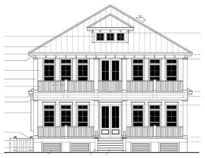 Wilmington Single Family Home For Sale: 5416 Edisto Drive