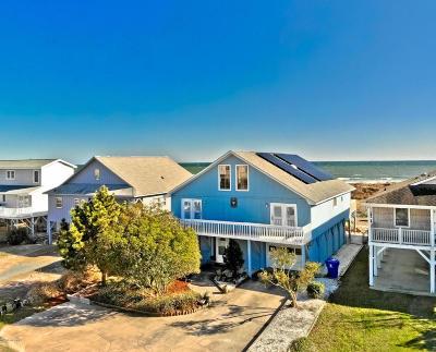 Sunset Beach Single Family Home For Sale: 1404 E Main Street