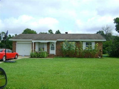 Onslow County Single Family Home For Sale: 110 Aspen Lane