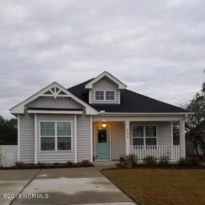 Southport Single Family Home Active Contingent: 4406 Southern Pine Drive SE