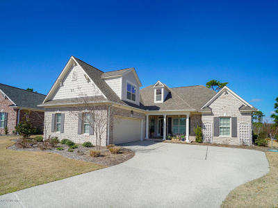 Southport Single Family Home For Sale: 4296 Ashfield Place