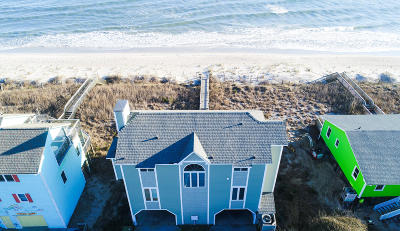 Emerald Isle NC Single Family Home For Sale: $974,900