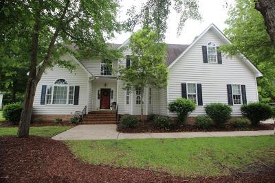 Winterville Single Family Home For Sale: 1620 Pelham Road