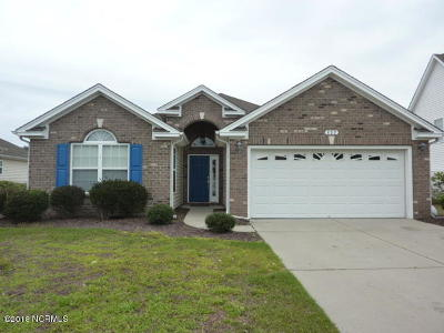 Single Family Home For Sale: 832 Corn Planters Circle