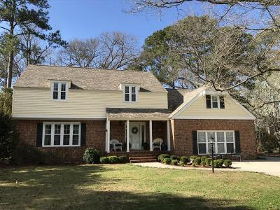 River Bend Single Family Home For Sale: 327 Plantation Drive