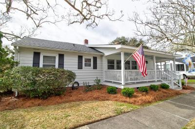 Beaufort Single Family Home For Sale: 216 Ann Street