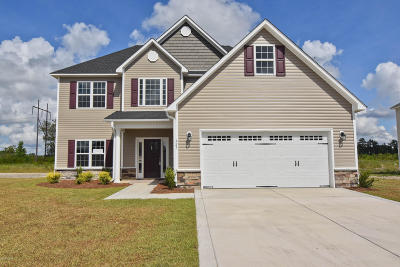 Jacksonville Single Family Home For Sale: 425 Worsley Way