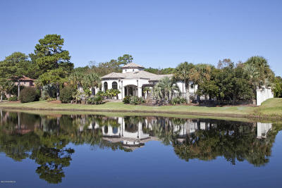 Wilmington Single Family Home For Sale: 1204 Rising Tide Court