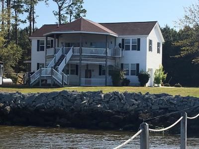 Beaufort Single Family Home For Sale: 169 Creek Road