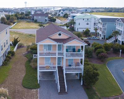 Holden Beach Single Family Home For Sale: 129 Ferry Road