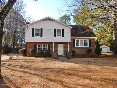 Greenville Single Family Home For Sale: 104 Cambridge Road