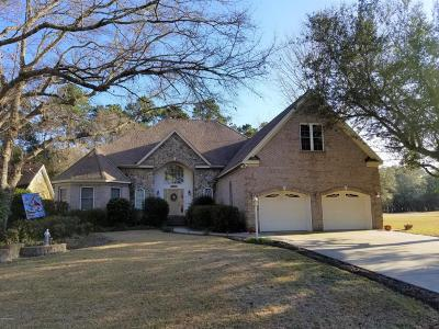 Supply Single Family Home For Sale: 471 Genoes Point Road SW