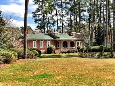 Whiteville Single Family Home For Sale: 1310 James B White Highway N