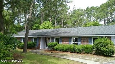 Wilmington NC Single Family Home For Sale: $329,999