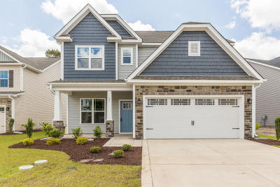 WyndWater Single Family Home For Sale: 57 Peoples Court