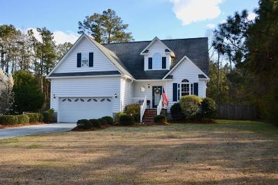 Beaufort Single Family Home For Sale: 117 N Harbor Drive