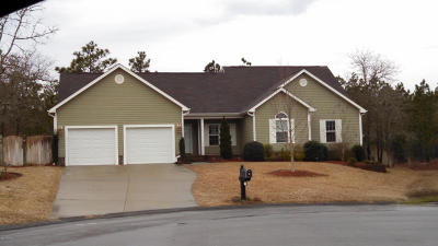 Cape Carteret Single Family Home For Sale: 113 Tifton Circle