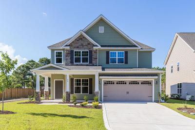 WyndWater Single Family Home For Sale: 80 Peoples Court