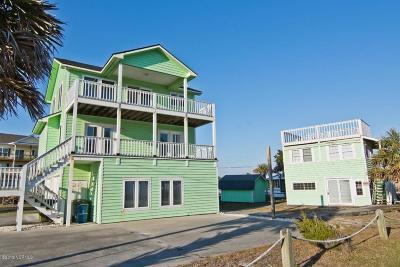 Emerald Isle Single Family Home For Sale: 102 E Seaview Drive