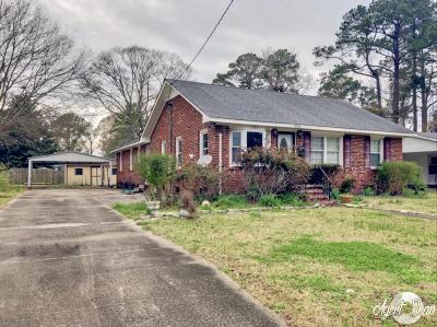 Jacksonville Single Family Home For Sale: 109 Court Street