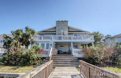Wrightsville Beach Condo/Townhouse For Sale: 60 Pelican Drive #B