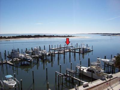 Boat Slip For Sale: 100 Olde Towne Yacht Club Road #Slip B-1
