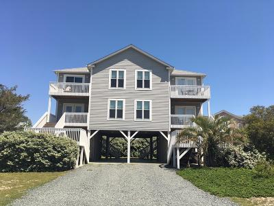 Holden Beach Condo/Townhouse For Sale: 108 Skimmer Court #A-North