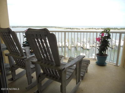 Beaufort Condo/Townhouse For Sale: 100 Olde Towne Yacht Club Road #402 &amp