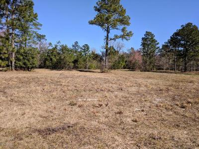 hubert Residential Lots & Land For Sale: 201 Fishing Creek Lane