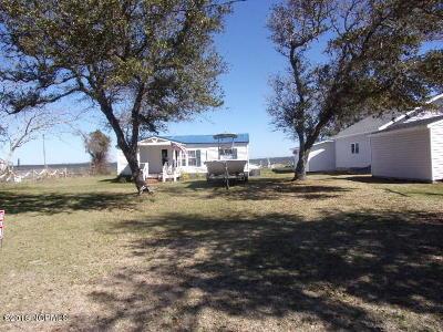 Cedar Island Manufactured Home For Sale: 391 Lola Road