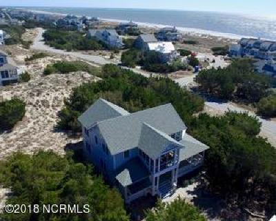 Bald Head Island Single Family Home For Sale: 2 Wild Bean Court