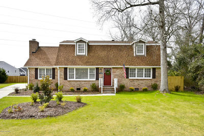 Jacksonville Single Family Home For Sale: 102 Marion Court