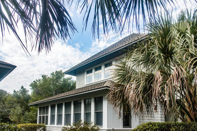 Bald Head Island Single Family Home For Sale: 8 Sumners Crescent