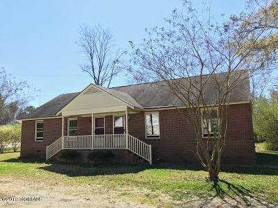 Nash County Single Family Home For Sale: 142 Country Club Road