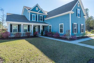 Leland Single Family Home For Sale: 10173 Morecamble Boulevard