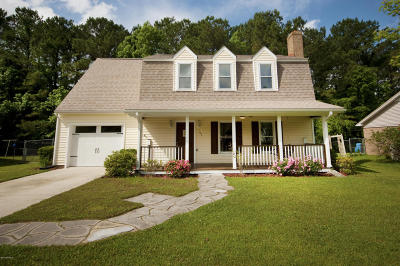 Brynn Marr Single Family Home For Sale: 107 Carriage Drive