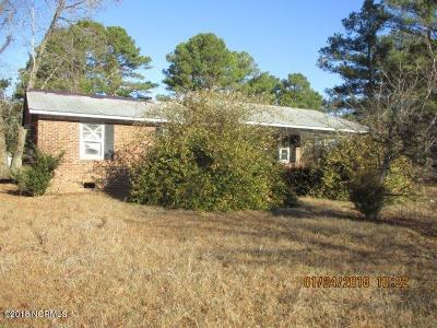 Edgecombe County Single Family Home For Sale: 26 Langley Circle