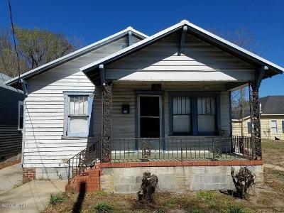 Wilmington Single Family Home For Sale: 513 Bladen Street