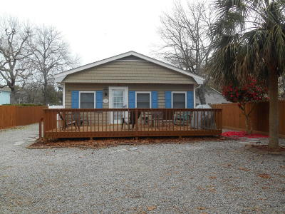 Oak Island Single Family Home For Sale: 120 NE 24th Street
