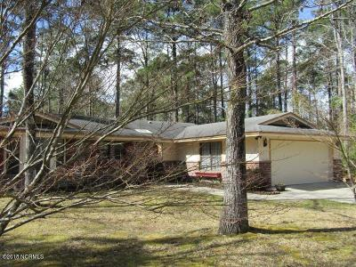 Carolina Shores Single Family Home For Sale: 73 Persimmon Road