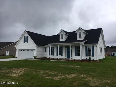 Newport Single Family Home For Sale: 222 Morada Bay Drive