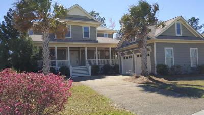 Leland Single Family Home For Sale: 1713 S Stillwood Drive