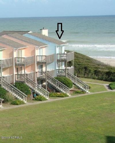 Emerald Isle Condo/Townhouse For Sale: 8801 Reed Drive #E105